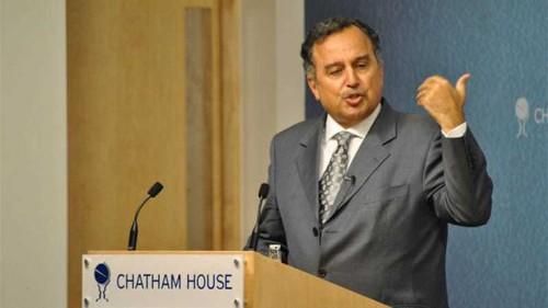 Former ambassador to US named Egypt FM
