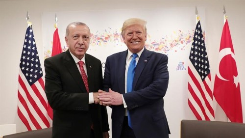 Trump declines to criticise Turkey's Russia missile purchase