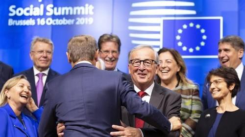 European Union announces new Brexit deal with UK