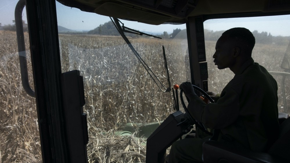 Who is to blame for Zimbabwe's land reform disaster?