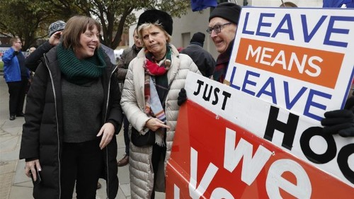 With 37 days until Brexit, why are UK politicians defecting?