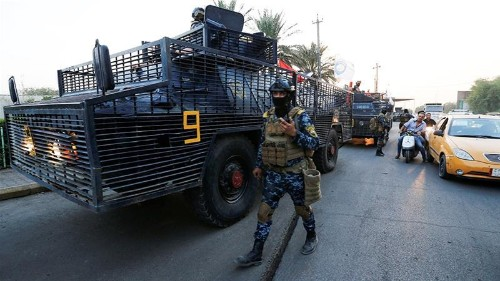 Iraq: HRW denounces lethal force against protesters, urges probe