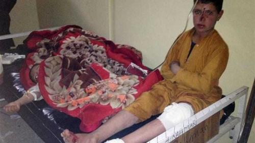 Suicide blast kills dozens in Afghanistan