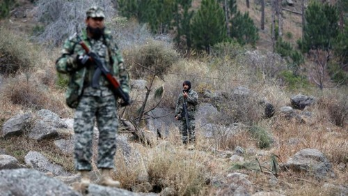 Pakistan Army accuses India of terrorism in Kashmir