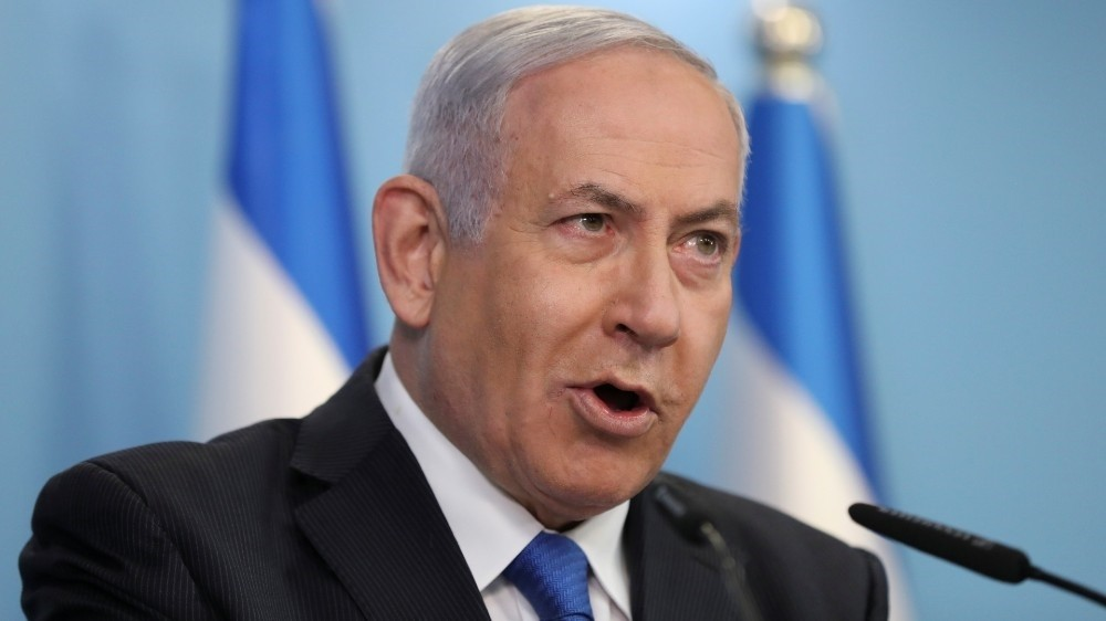 Netanyahu says West Bank annexation plans still 'on the table'