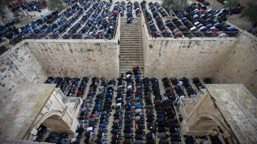 What's behind the unrest at Al-Aqsa's Bab al-Rahma?
