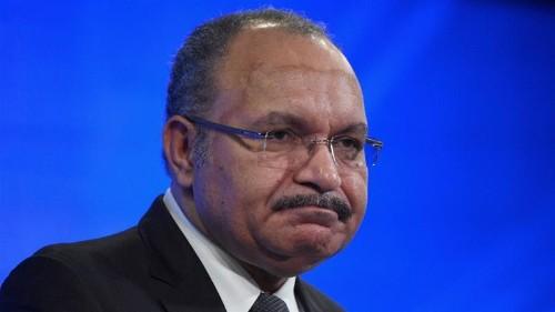 Papua New Guinea prime minister, Peter O'Neill, resigns