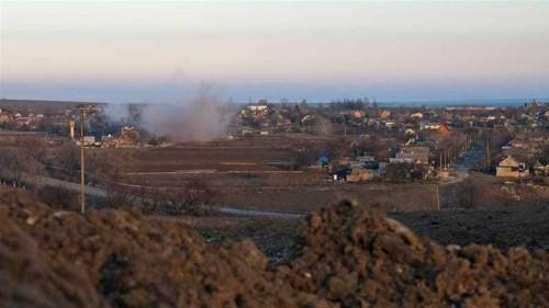 European volunteers fighting in Eastern Ukraine