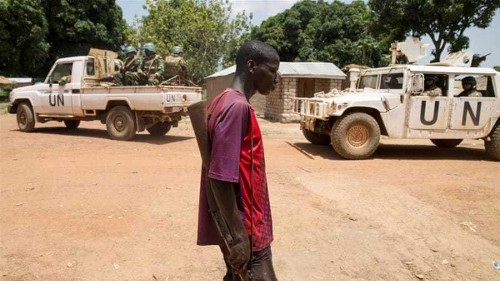Fresh fighting kills 23 in Central African Republic