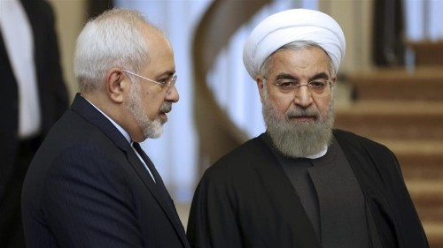 US issues visas for Iran's Rouhani, Zarif to travel to UNGA