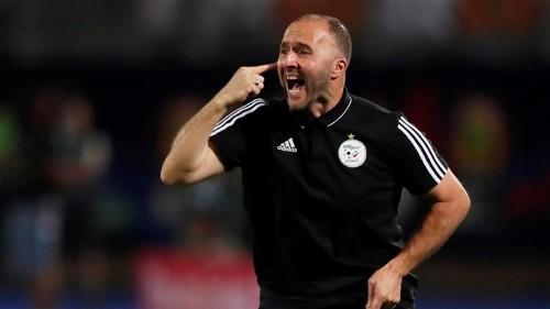 Djamel Belmadi: Algeria's football hero