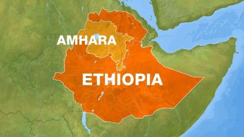 Ethiopian Muslims protest after several mosques burned