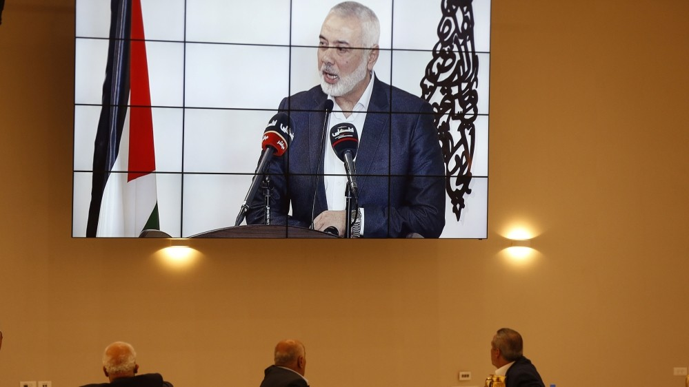 Palestinian factions Fatah and Hamas to hold talks in Ankara