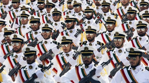 US gives exemptions to sanctions on Iran's Revolutionary Guard