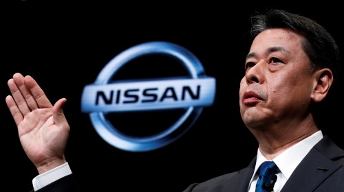 Nissan's CEO willing to be fired if he fails to improve profit