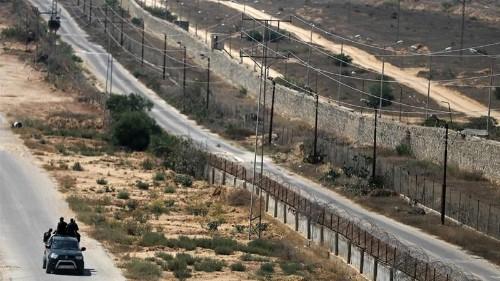 Israeli army kills four Palestinians in Gaza boundary area