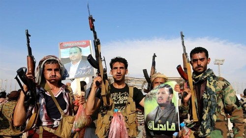 Houthis ready for ceasefire if Saudi-UAE alliance wants 'peace'