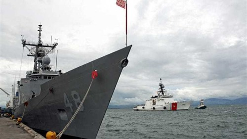 US challenges 'provocative' China sea law