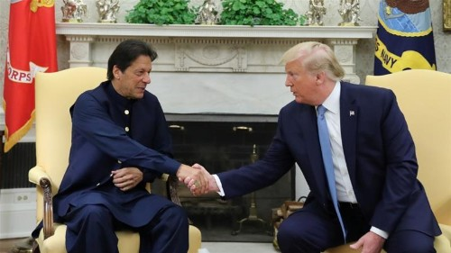 Trump says Modi asked for US mediation on Kashmir, India denies