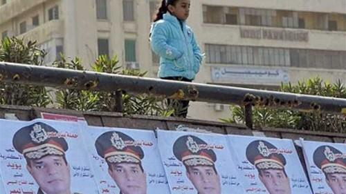 Egypt's election lacks candidates