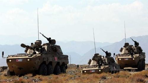 China, Saudi Arabia hold joint 'anti-terror' drills