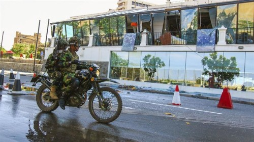 A day after Sri Lanka bombings, Colombo resembles a ghost city