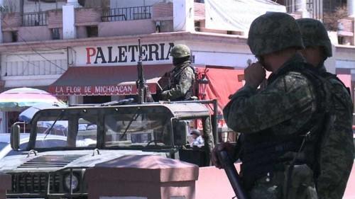 Living in terror under Mexico's Knights Templar cartel
