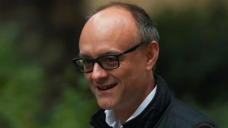 UK PM defends aide Dominic Cummings over lockdown travel