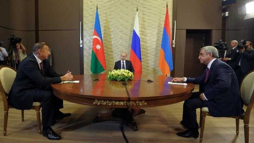 Tensions reignite in the Nagorno-Karabakh conflict