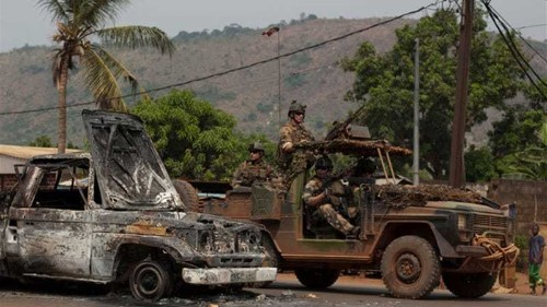Chadian peacekeepers killed in CAR fighting