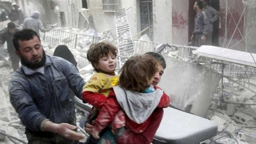 Second Moscow talks on Syria end with six-point plan
