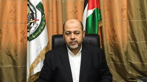 Hamas official: No difference between Gantz and Netanyahu