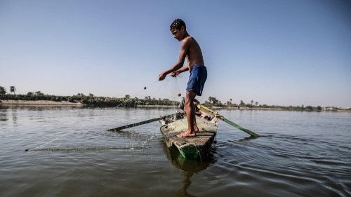 What's behind the Egypt-Ethiopia Nile dispute? | Start Here