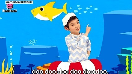 Baby shark in court: Legal tussle over children's hit song