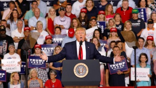 Trump's racism and American exceptionalism