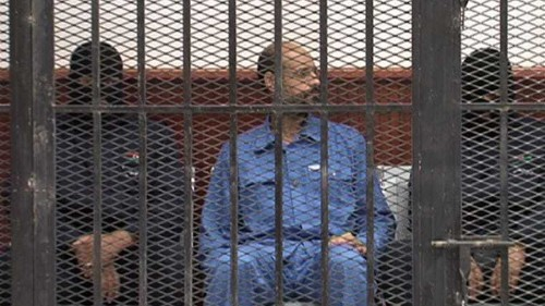 Libya to try Gaddafi son in August