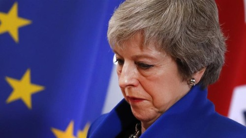 British PM Theresa May survives vote of confidence