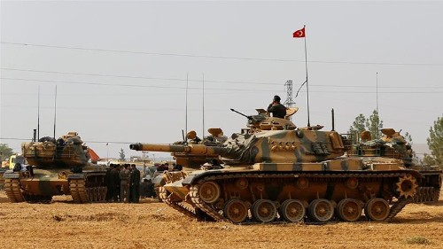 Turkey, US agree to launch first phase of Syria safe-zone plan