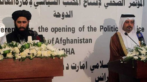 US: Tough road ahead with Taliban talks