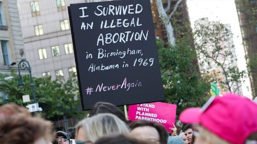 Rights groups file lawsuit to block Alabama's new abortion ban