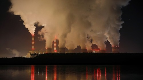 The world's unrelenting drive for coal power