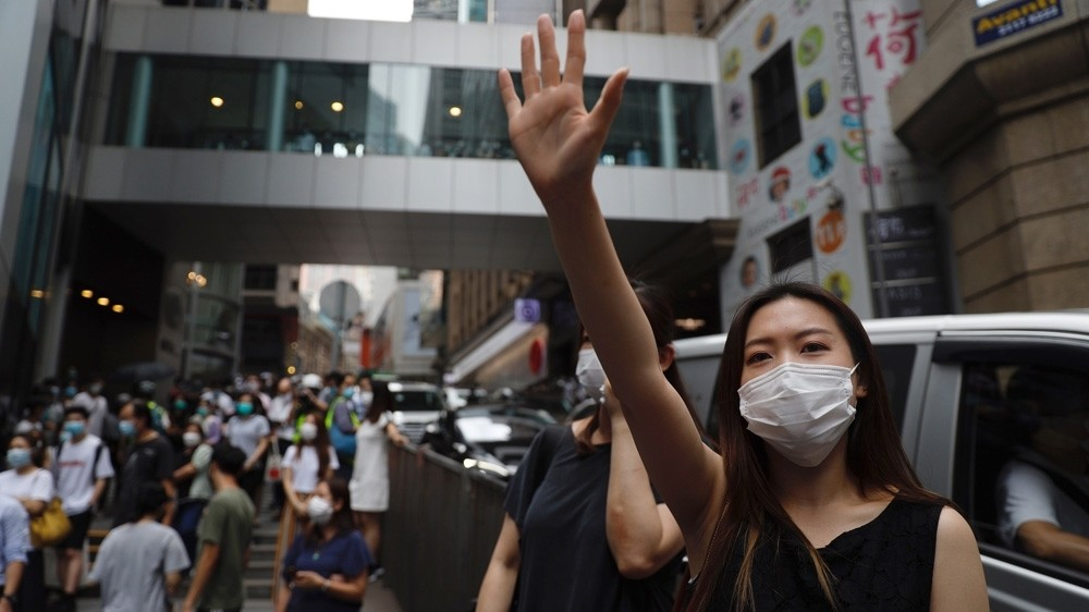 'There is never an 'end game'': Hong Kong after a year of protest