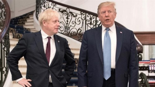 Johnson and Trump are trying to create sovereign executives