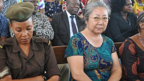 Tanzania court sentences Chinese 'Ivory Queen' to 15 years prison