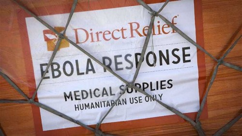 MSF rejects Ebola cash and asks for medics