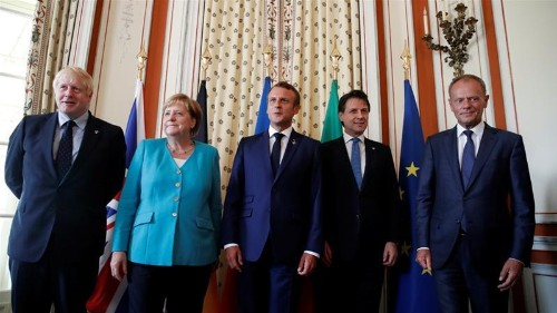 G7: A summit for unity or dispute?