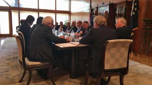 US senators in Saudi Arabia to discuss Syria