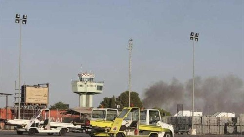 Deaths in battle for Libya's main airport