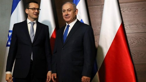 Visegrad summit in Israel cancelled after Poland withdraws
