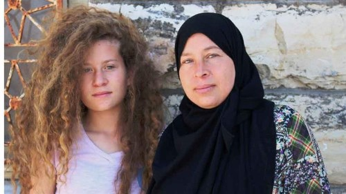 Why is the West praising Malala, but ignoring Ahed?